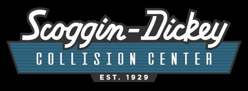 Scoggin-Dickey Collision Center Logo